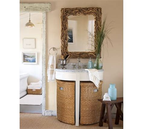 82 best pedestal sink storage solutions images on pinterest