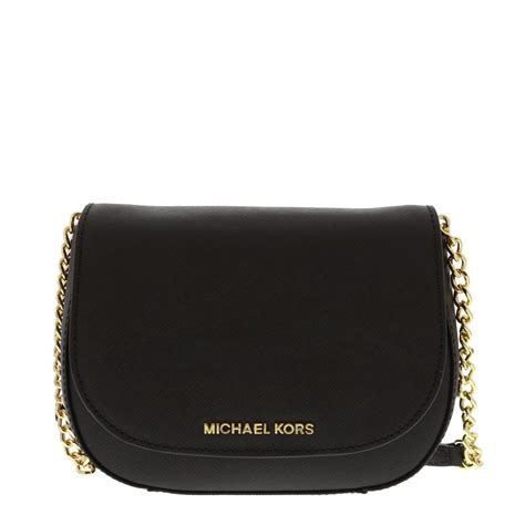 Tas Michael Kors Jet Set Travel Michael Kors Jet Set Travel Crossbody Zwart Set Mkwholesale