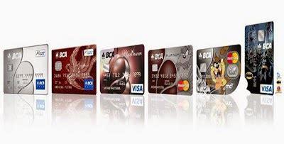 cara membuat kartu kredit visa di bca tata cara membuat kartu kredit bca