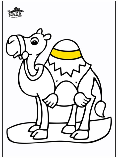printable for kids com camel coloring pages for students preschool and kindergarten