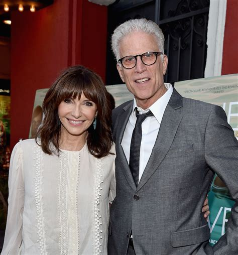 ted danson mary steenburgen reveal why they re perfect for one another closer weekly