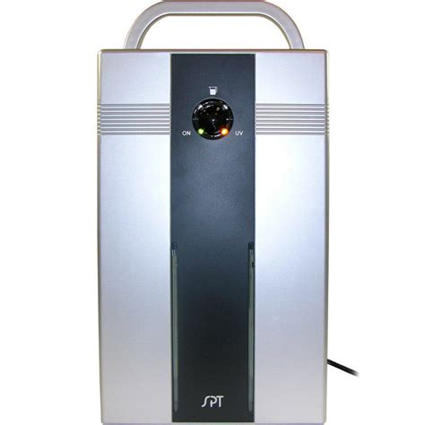 mini portable dehumidifier air cleaner ionizer thermo electric purifier ebay
