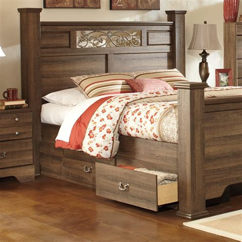 bedroom furniture orlando fl ashley furniture allymore poster bedroom set best priced