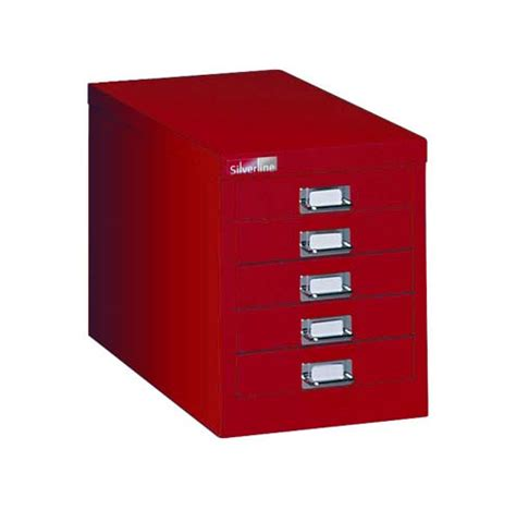 colourful multi drawer cabinet 5 drawers