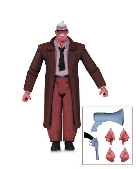 Batman Tas Dc Collectibles dc collectibles batman the animated series commissioner gordon figure ebay