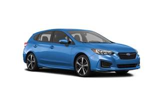 Subaru Impreza Hatchback Used 2017 Subaru Impreza Reviews And Rating Motor Trend