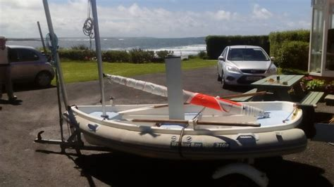 dinghy boat r walker bay rid 310 r sailing dinghy for sale in corofin
