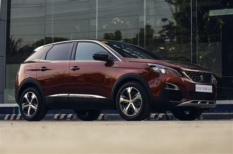 peugeot philippines peugeot ph brings in 3008 gt line autodeal