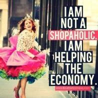 Fashion Advice Help For A Shopaholic by 17 Best Shopaholic Quotes On Fashion