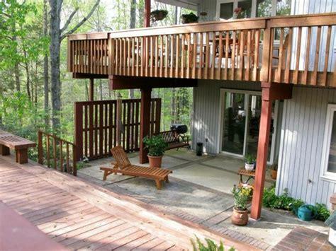 holzveranda bauen terrasse selber bauen haben sie einen plan