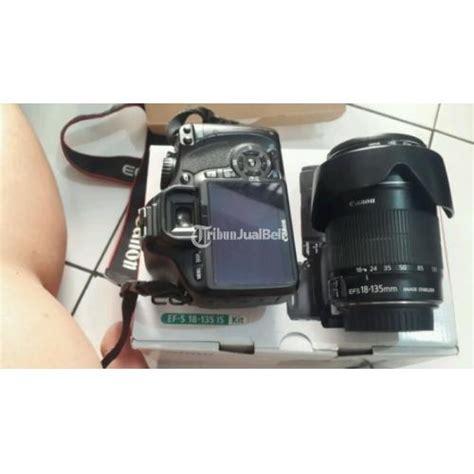 Kamera Dslr Canon Dan Lensa harga kamera dslr canon eos 550d kit