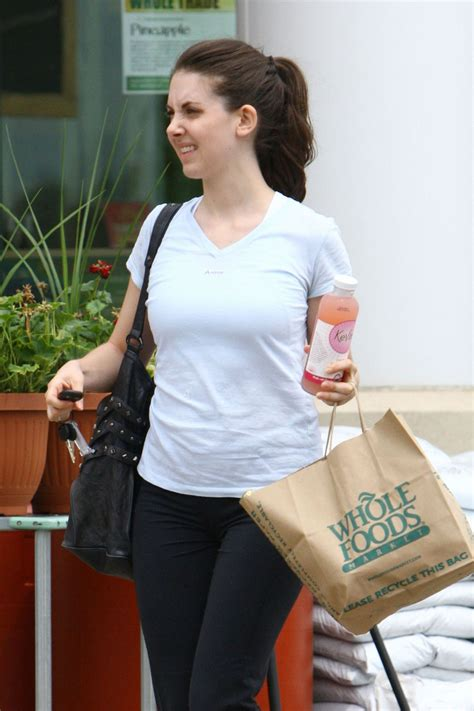 alison brie workout alison brie at whole foods after workout celebzz