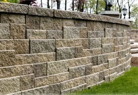 versa lok colors versa lok mosaic retaining wall systems at lincoln way