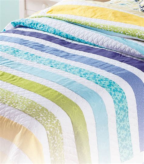 striped quilts and coverlets what colors would you choose for this striped quilt