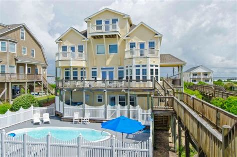emerald isle vacation rental 332082 beachhouse rent