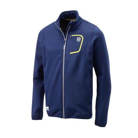 Jaket Zipper Hoodie Sweater Husqvana Merah husqvarna mens basic logo zip jacket st blazey mx