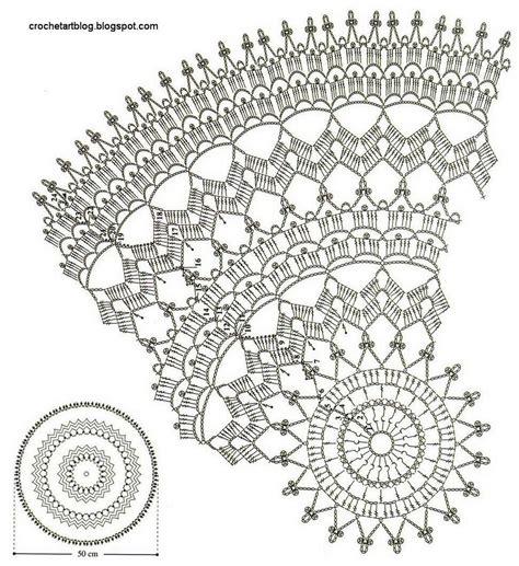 crochet pattern crochet crochet doily free crochet pattern