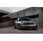 2015 Dodge Challenger Silver Wallpaper  HD Car Wallpapers