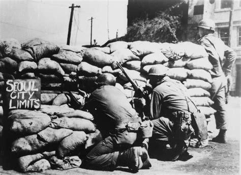 consequences of korean war the korean war