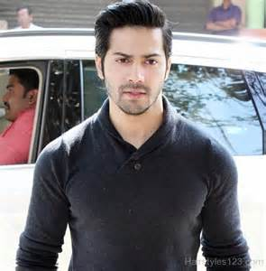 varun dhawan hair style varun dhawan party hairstyle