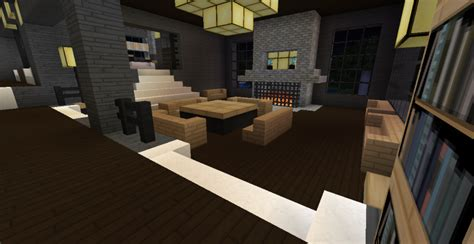 Minecraft Dining Room by Minecraft Modern Dining Room Www Imgkid The Image