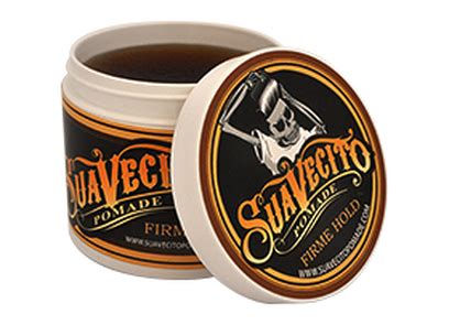 Pomade Suavecito Firme Hold Cola Waterbased 60gram gents and gents