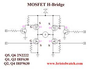 p channel power mosfet switch tutorial