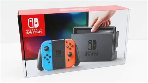 This Is The Switch 任天堂の nintendo switch ニンテンドースイッチ がついに発売されたので速攻ゲットしてフォトレビュー gigazine