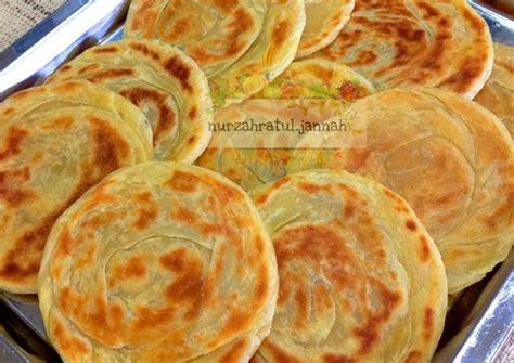 resep roti maryam kue canai oleh nurzahratuljannah