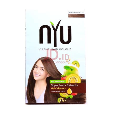 Jual Hair Spa by Jual Nyu Hair Color Brown 30ml Jdid Of 22