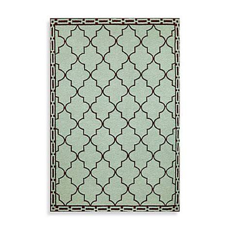 Bed Bath And Beyond Outdoor Rugs Trans Floor Tile Aqua Indoor Outdoor Rug Bed Bath Beyond