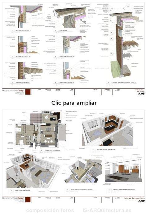 que es layout sketchup ejemplos de planos de proyecto generados con sketchup pro