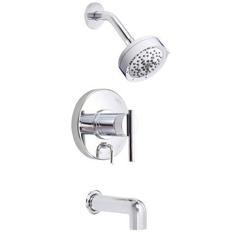 Danze Shower Valve by Danze Parma 1 Handle Pressure Balance Tub And Shower