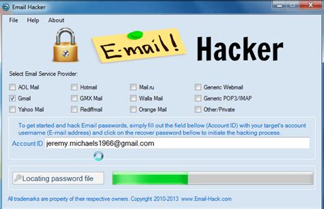 Find By Email For Free Hack Mail Ru Email Passwords Hack Email Passwords