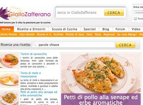 siti per cucinare ecco i siti di cucina preferiti in italia food web