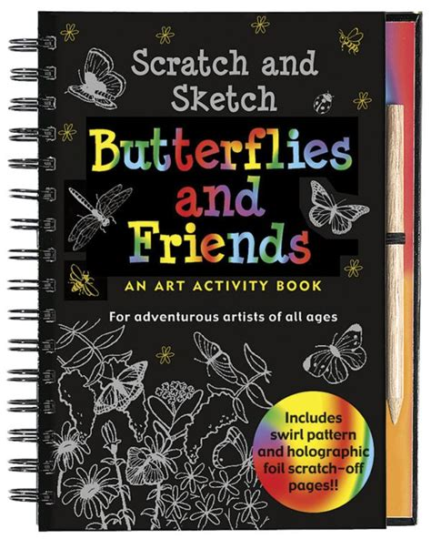 sketch and scratch book scratch sketch activity books product browse rainbow