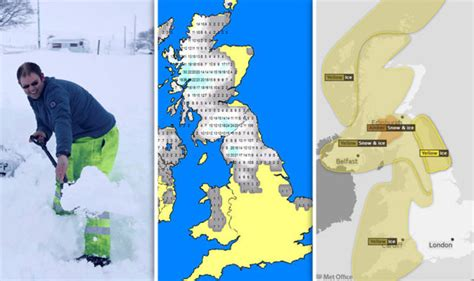 will it snow tomorrow met office weather warning for snow forecast uk will it snow today and tomorrow latest