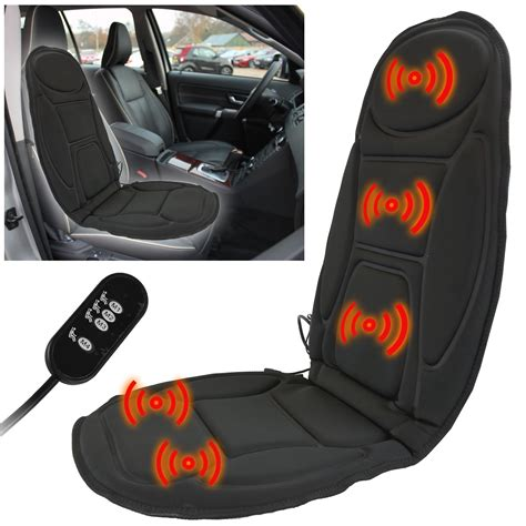 Massage Sitzauflage Auto by Massage Car Seat Cover Chair Back Massager Vibrate Cushion