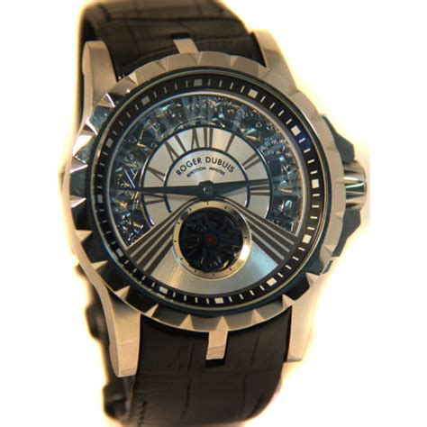 Roger Dubuis Aaa rel 243 gio r 233 plica roger dubuis excalibur minute black