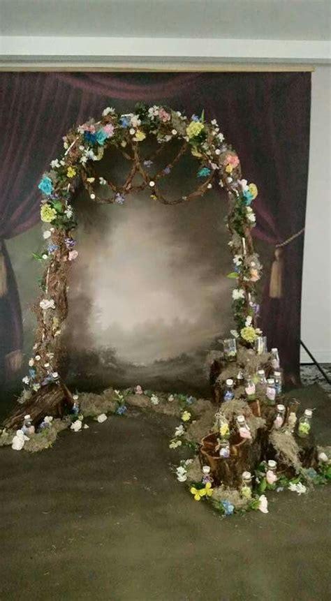 enchanted forest backdrop backdrops stage design