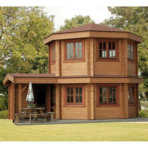 Summer Houses And Cabins by Bertsch Toulouse Log Cabins Summer House Two Storey