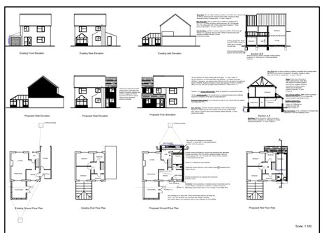 house build plan ah building design sle plans