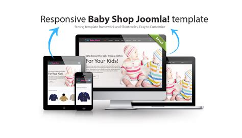 layout template responsive lt baby shop responsive baby shop joomla template