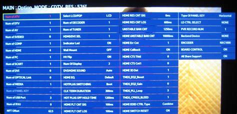 reset samsung hospitality tv samsung d6100 questions hotel mode settings hidden menus