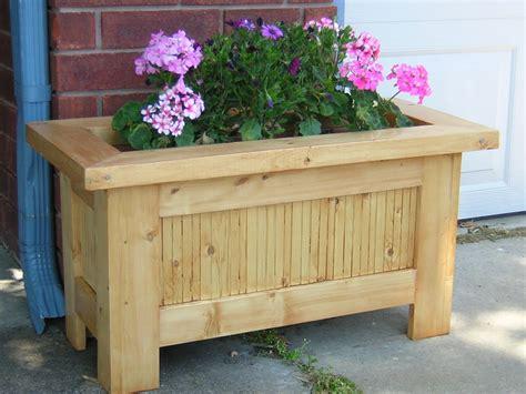 Gutter Planter Box by Planter Box By Ric Lumberjocks Woodworking Community