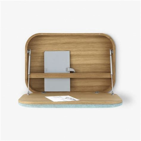 wall mounted desk from copenhagen s gamfratesi design