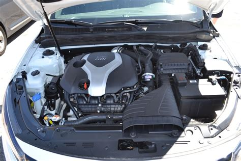 Kia Optima Engine Size Kia 2015 Optima Turbo Drive Kia Confirms Turbo