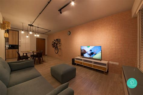 1 Room Flat - qanvast interior design ideas 6 brilliant 4 room hdb