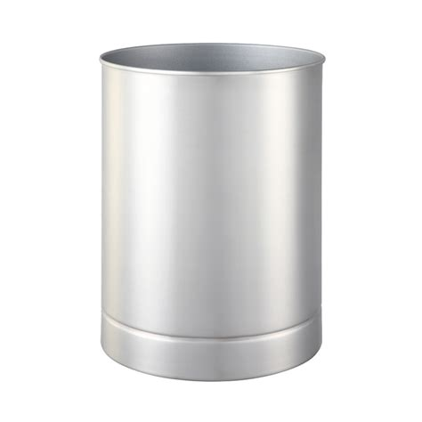 brushed nickel wastebasket bathroom brushed nickel bathroom wastebasket 28 images