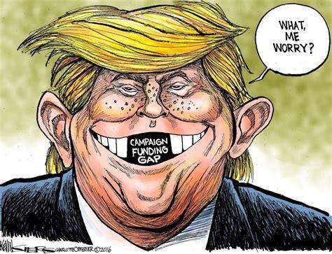 trump cartoon donald trump cruel editorial cartoon a new low letters